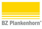 Logo BZ Plankenhorn - manufacturer of ergonomic office funiture and specialist for height-adjustable stand and sit desk.